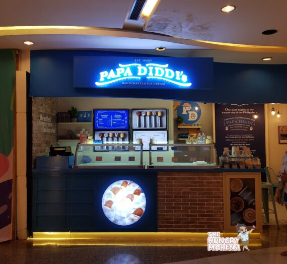 Papa Diddi's Handcrafted Icecream – Eastwood, Libis.