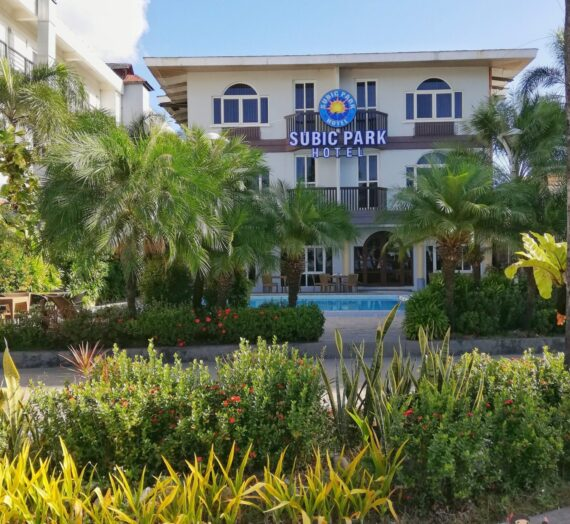 Subic Park Hotel – Waterfront Road, Olongapo